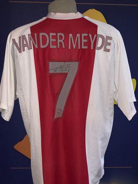 020 Andy van der Meyde